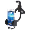 Universal Rearview Mirror Car Holder - Gooseneck
