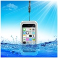 Waterproof Case - iPhone 5C, iPhone 4, iPhone 4S - White