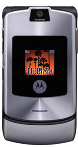 Motorola RAZR V3i accessories