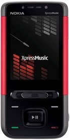 Nokia 5610 XpressMusic accessories