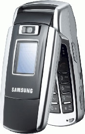 Samsung Z500 Accessories