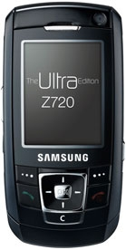 Samsung Z720 Accessories