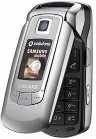 Samsung ZV50 Accessories