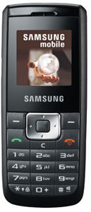 Samsung B130 accessories