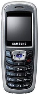 Samsung C210 accessories