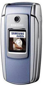 Samsung C510 accessories