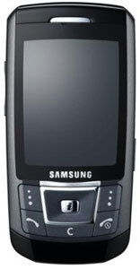 Samsung D900 accessories