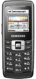 Samsung E1410 accessories