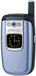 Samsung E610 accessories