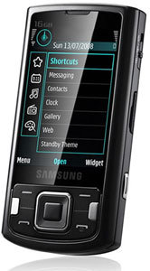Samsung I8510 iNNOV8 accessories