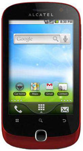 Alcatel OT-990 accessories