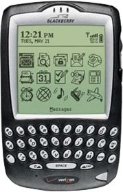 BlackBerry 6750 accessories