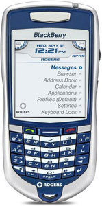 BlackBerry 7100r accessories