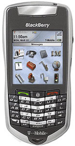 BlackBerry 7105t accessories