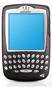 BlackBerry 7750 accessories