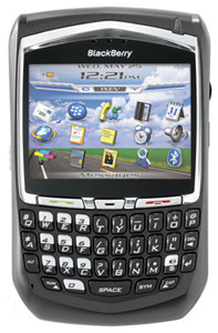 BlackBerry 8703e accessories