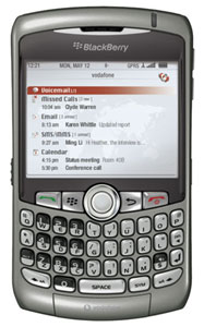 BlackBerry Curve 8310 accessories