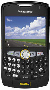 BlackBerry Curve 8350i accessories