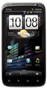 HTC Sensation 4G accessories