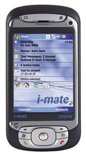 I-mate JASJAM accessories