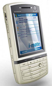 I-mate Ultimate 8150 accessories