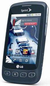 LG Optimus S accessories