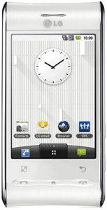 LG Optimus White accessories