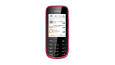 Nokia Asha 203 Covers