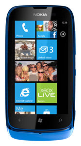 Nokia Lumia 610 NFC accessories