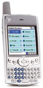 Palm Treo 600 accessories