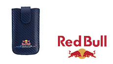 Apple iPhone 4S Red Bull Cases