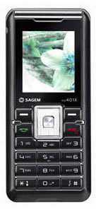 Sagem my401X accessories