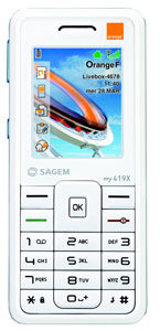 Sagem my419x accessories