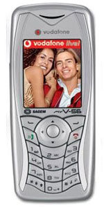 Sagem myV56 accessories