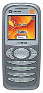 Sagem myX2 accessories