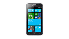 Samsung Ativ S I8750 Mobile data