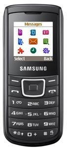 Samsung E1105 accessories