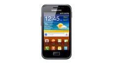 Samsung Galaxy Ace Plus S7500 Mobile data