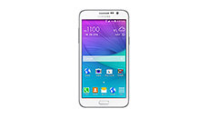 Samsung Galaxy Grand Max Mobile data