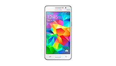 Samsung Galaxy Grand Prime Mobile data