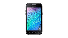 Samsung Galaxy J1 4G Mobile data
