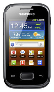 Samsung Galaxy Pocket S5300 accessories