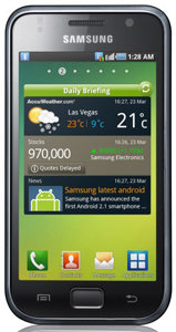 Samsung I9000 Galaxy S accessories