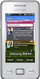 Samsung S5260 Star II accessories