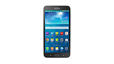 Samsung Galaxy W Mobile data