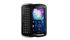 Sony Ericsson XPERIA Pro Mobile data