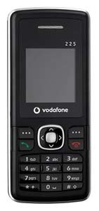 Vodafone 225 accessories