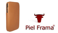 Apple iPhone 4S Piel Frama Cases