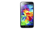 Samsung Galaxy S5 Mobile data