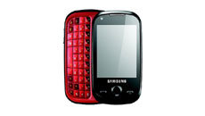 Samsung B5310 CorbyPRO Mobile data